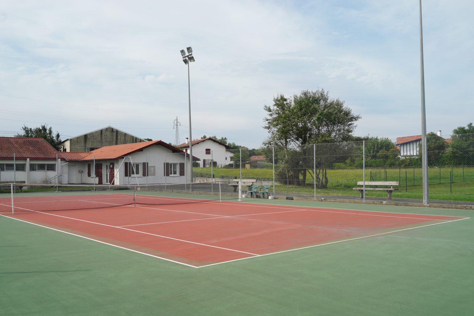 Tournoi de tennis Angèle