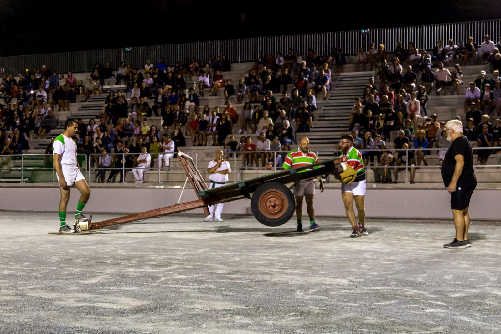 Festival de Force Basque