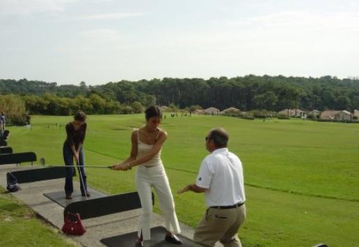 Stages et cours de golf avec Golf Attitude