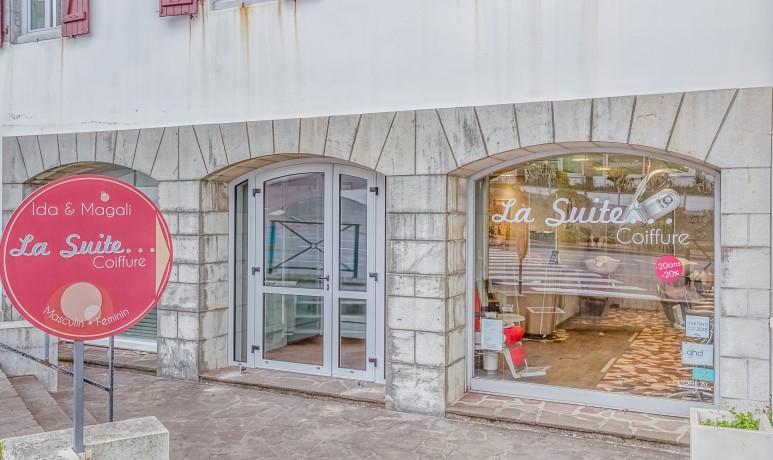 La Suite – Salon de coiffure