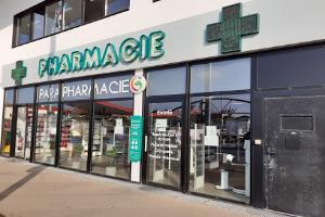 Pharmacie du Plateau