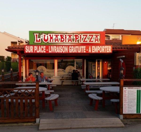 Uhabia Pizza